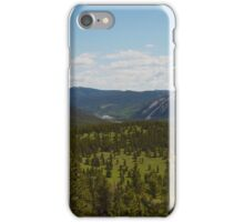 Mountain Valley iPhone Case/Skin