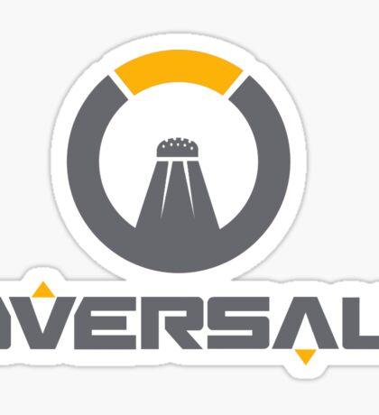 Overwatch salt Sticker
