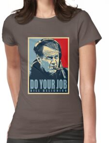 bill belichick Womens Fitted T-Shirt