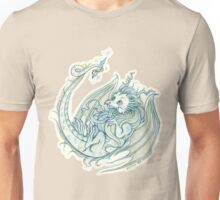 The Baby Crystal Dragon Unisex T-Shirt