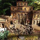 Model Building, Botanical Garden Train Show, New York City by lenspiro