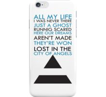 City Of Angel  iPhone Case/Skin