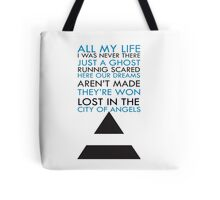 City Of Angel  Tote Bag