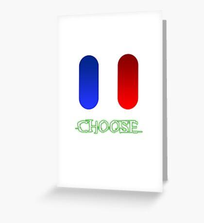 Choose Greeting Card