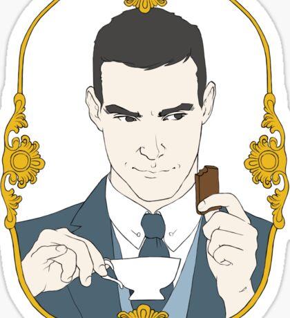 SHERLOCK - Tea Time for Sherlock - Jim Moriarty Sticker