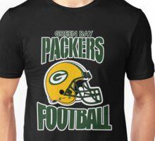 GREEN BAY PACKERS HELMET Unisex T-Shirt