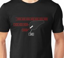 HK Firing Mode Selector Switch Unisex T-Shirt