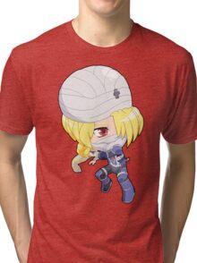 Super Smash Bros. Sheik Tri-blend T-Shirt