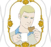 SHERLOCK - Tea Time for Sherlock - Trio Sticker