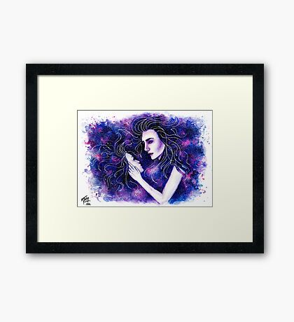 Even if I'm Dreaming, I'm Dreaming With You Framed Print