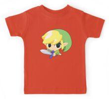Super Smash Bros. Toon Link Kids Tee