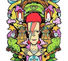David Bowie by rockgendary