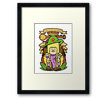 Brian Jones Framed Print