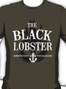 The Black Lobster Inn - Fighting Fantasy T-Shirt