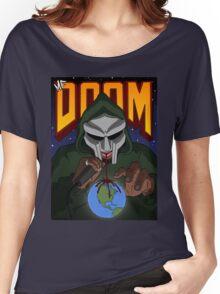 MF Doom Artwork Women's Relaxed Fit T-Shirt