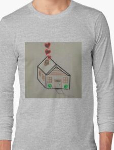 House of love Long Sleeve T-Shirt