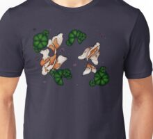 Koi and the Lilypads Unisex T-Shirt