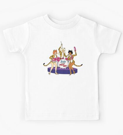 Josie and the Pussycats Kids Tee