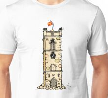 Cave Art - Neolithic Morpeth on Rock Unisex T-Shirt