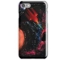 Space Wars iPhone Case/Skin