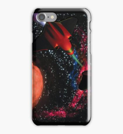 Space Wars iPhone Case/Skin