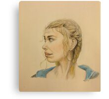 Rose Tyler Canvas Print