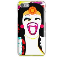 Variations on a Bald Wig Mount 1 iPhone Case/Skin