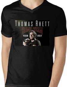 Thomas-Rhett-Home-Team-Tour Mens V-Neck T-Shirt