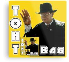Toht Bag Metal Print