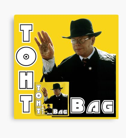 Toht Bag Canvas Print