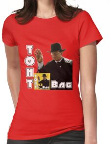 Toht Bag Womens Fitted T-Shirt