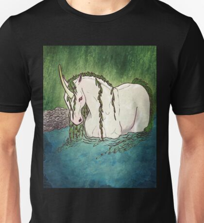 Willow Unicorn Unisex T-Shirt