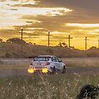 WREJBB WRX Twilight Rallysprint Weapon by Stuart Daddow Photography