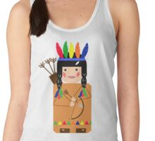 Indian Women's Tank Top