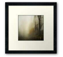 What the Lark Knows Framed Print