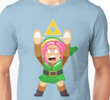 Triforce Yass by Nube Tees Unisex T-Shirt