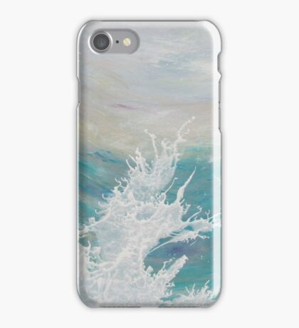 Ocean Play iPhone Case/Skin