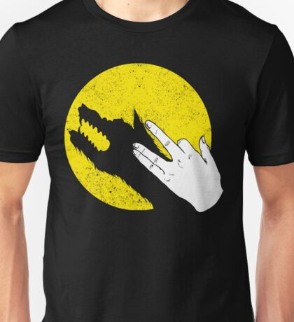 Hand of the Werewolf Unisex T-Shirt