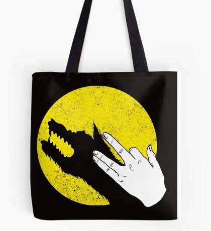 Hand of the Werewolf Tote Bag