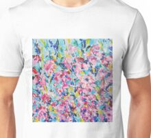 Absract colored painting 12 Unisex T-Shirt