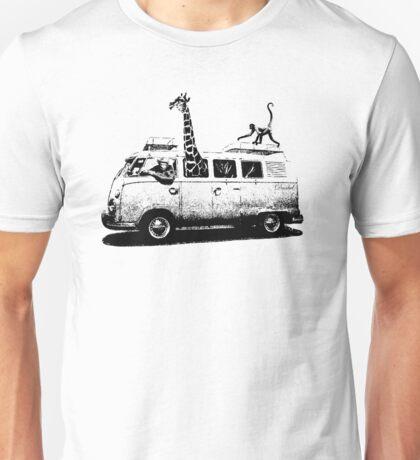 Kombi Safari by Decibel Clothing Unisex T-Shirt