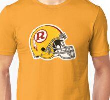 helmet redskins Unisex T-Shirt