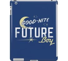 Future Boy iPad Case/Skin