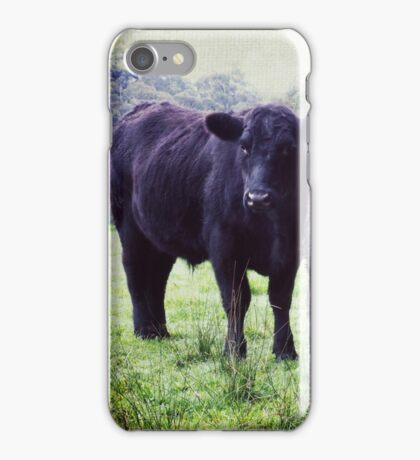 Moody Young Things iPhone Case/Skin