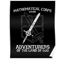 Mathematical Corps Poster