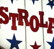 Astroland Sticker