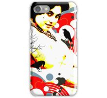Curious Crow iPhone Case/Skin