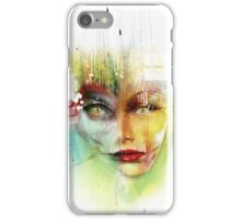 The Last Kiss iPhone Case/Skin