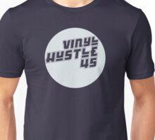 Vinyl Hustle Circle Unisex T-Shirt