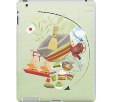 Matcha iPad Case/Skin
